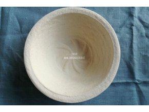 Kulatá forma na chleba,  750  g, vzor spirála