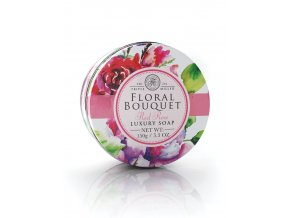 stc somerset toiletry floral bouquet red rose soap