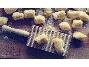 Destička na tvarování gnocchi
