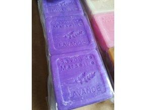 Mýdla levandule 3 kusy