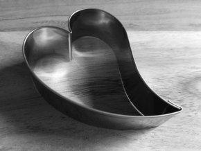 Vykrajovátko srdce nepravidelné