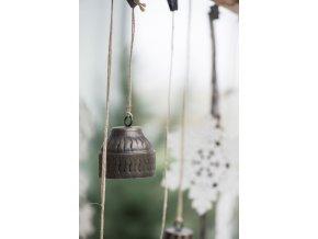 Mosazný zvonek
