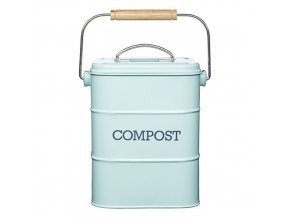LNCOMPBLU LN Compost Bin Blue