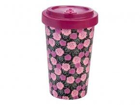 woodway opakovane pouzitelny kelimek na kavu z prirodniho materialu zelenadomacnost rose