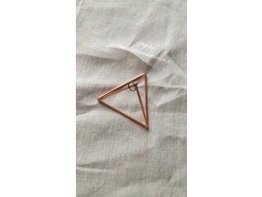 Himmeli - trojúhelník meď