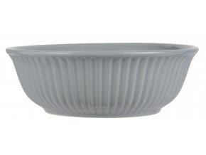 Salátová mísa Mynte French Grey 21 cm