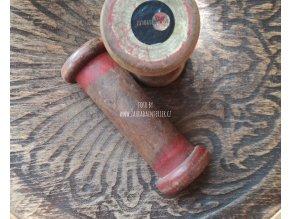 Dřevěná špulka