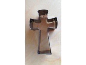 Vykrajovátko kříž