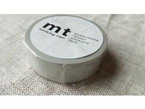 mt washi páska pastel grey