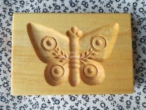 Forma na perník motýl