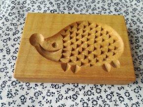 Forma na perník ježek