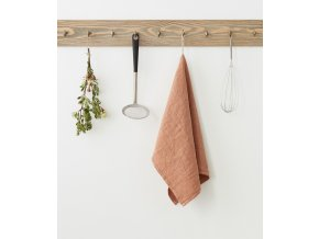 Cafe Creme Kitchen Towel by Linen Tales