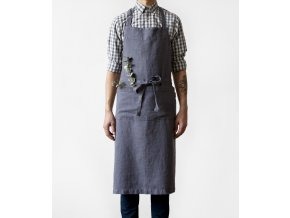 Dark Grey Chef