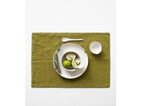Moss green Placemat Sp