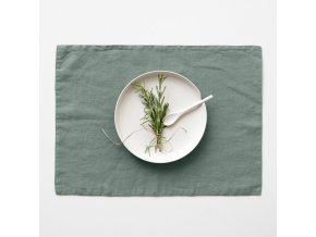 Green Milieu Placemat
