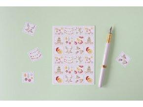 vanoce znamky pohlednice