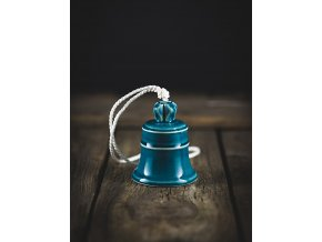 zvonek modry