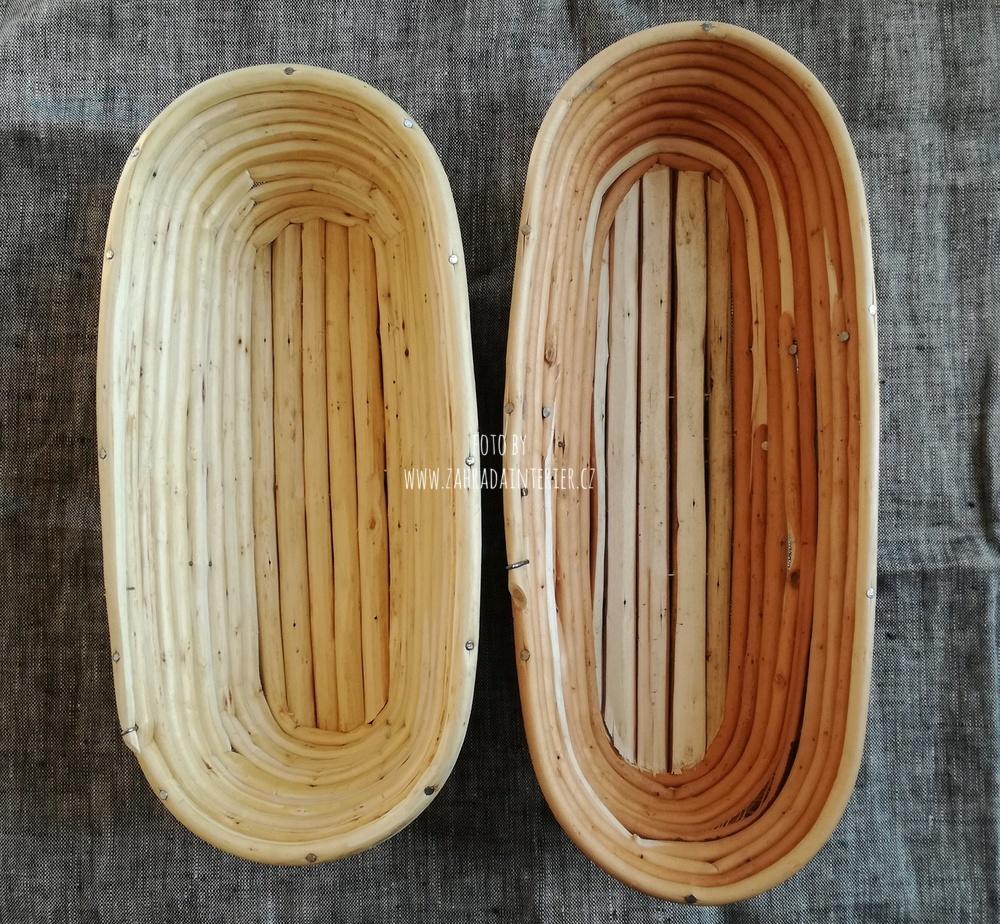 Ošatka na kynutí chleba 0,4 kg