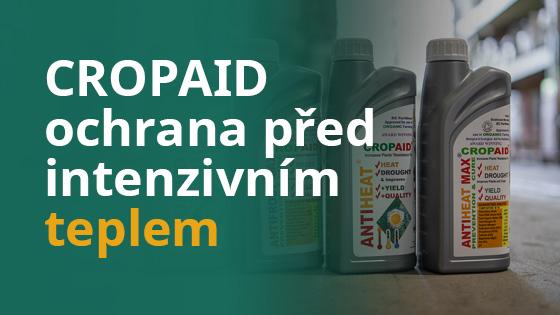 CROPAID - ochrana před intenzivním teplem