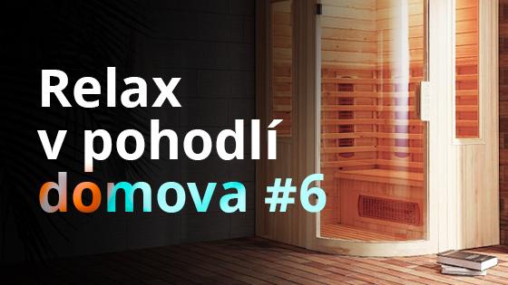 Infrasauna - relax v pohodlí domova #6