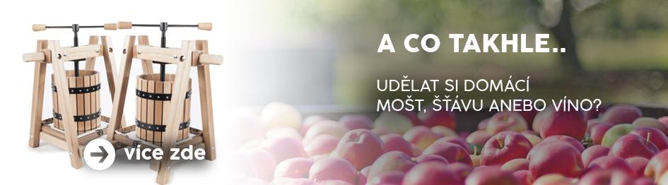 Banner lisy na ovoce