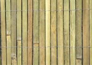 Rákosové a bambusové rohože