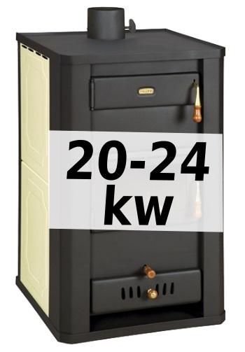 Kamna od 20 kW do 24 kW
