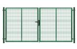 Branky a brány k plotovým panelům 3D