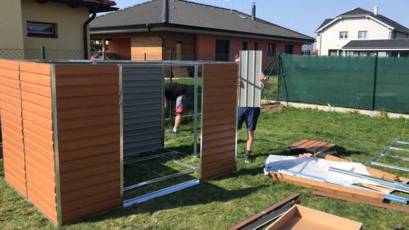 montaz-zahradni-domek