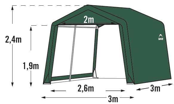 plachtovy-pristresek-shelterlogic-rozmery
