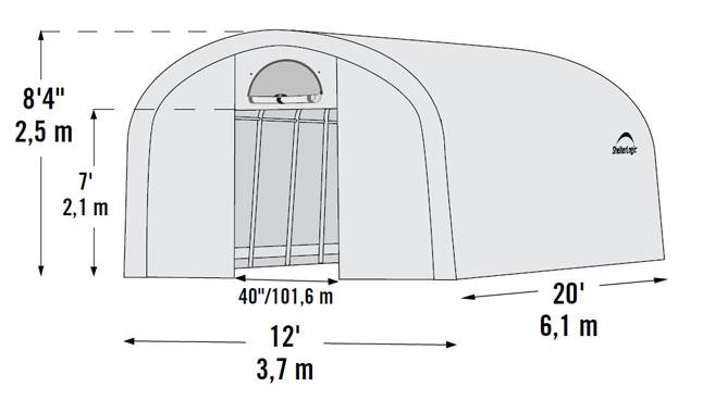 plachtovy-sklenik-shelterlogic-3-7-x-6-1-m-41-mm-rozmery