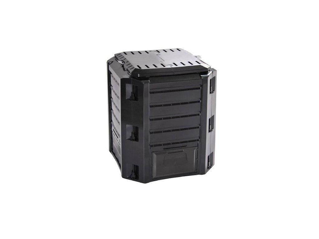 Kompostér 380 l COMPOGREEN černý