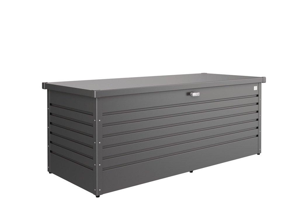 ulozny box biohort freizeitbox 180 tmave seda metaliza