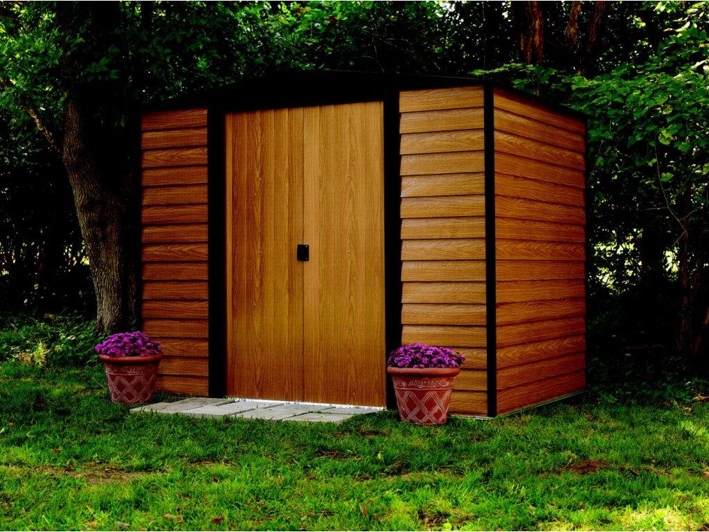 Zahradní domek Arrow EURO WOODRIDGE 86