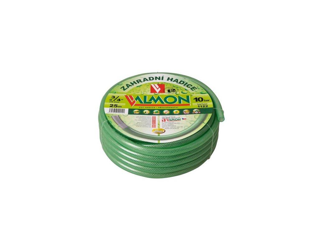 """Hadice typ 1122 1"""" (25.4/32.0) (15 m) transparentní zelená"""