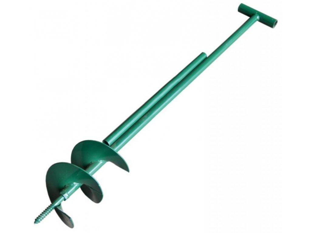 Zemní vrták ruční na sloupky 150 mm