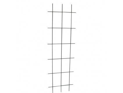 mřížka zahradní ROSE 150x45cm kov/PH
