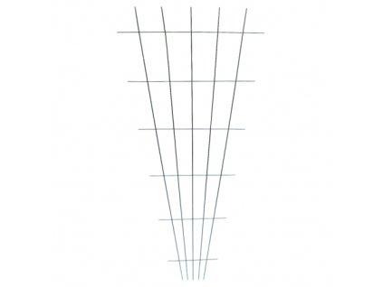 mřížka zahradní IVY 150x75cm Zn