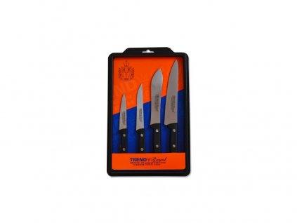 Souprava kuchyňských nožů TREND ROYAL, 4 nože