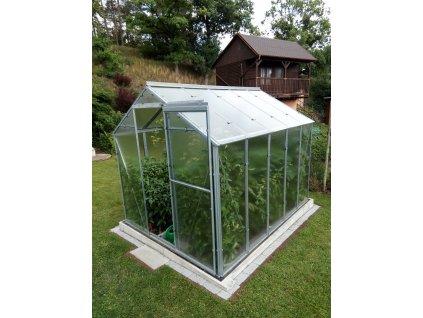 zahradni sklenik limes hobby h 6