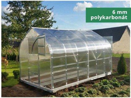 skleník Gardentec STANDARD 6mm