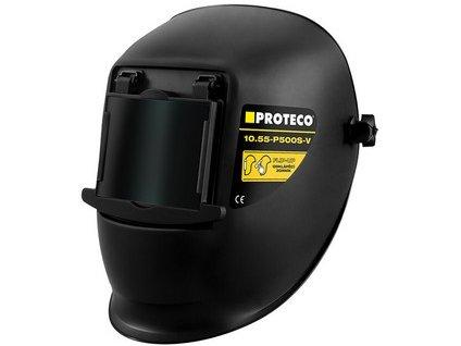 PROTECO P500S-V svářecí kukla standard s vyklápěcím zorníkem