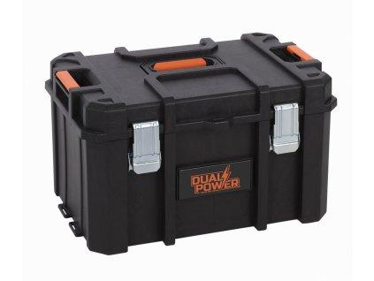Kufr na nářadí vodotěsný POWERPLUS LARGE SYSTAINER