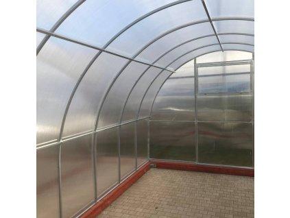 Zahradní skleník GALERICA GARANT 4 x 3 m, 4 mm