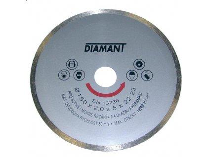kotouč diamantový 150 celoobvodový
