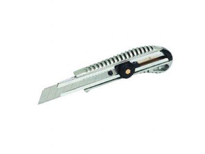 Odlamovací nůž FESTA 18mm s utahovacím šroubem, kov