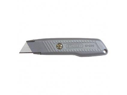 Nůž s čepelí STANLEY, pevný kovový 0-10-299
