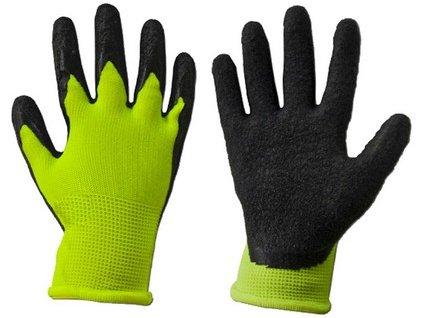 Pracovní rukavice Bradas LEMON latex 3