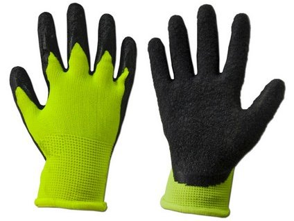 Pracovní rukavice Bradas LEMON latex 5