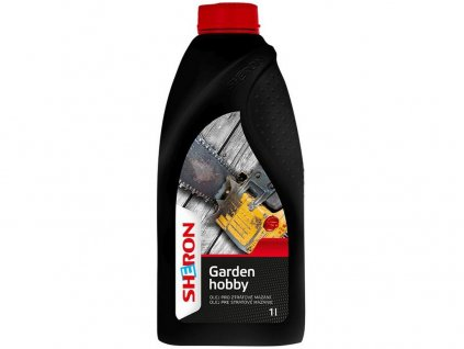 Olej do sekačky SHERON Garden Hobby 1l